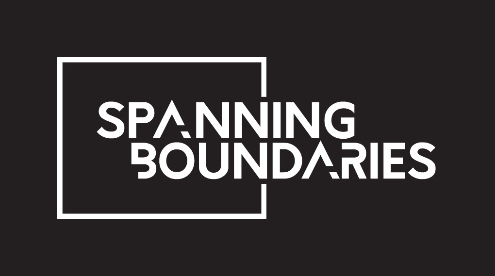Spanning Boundaries Logo